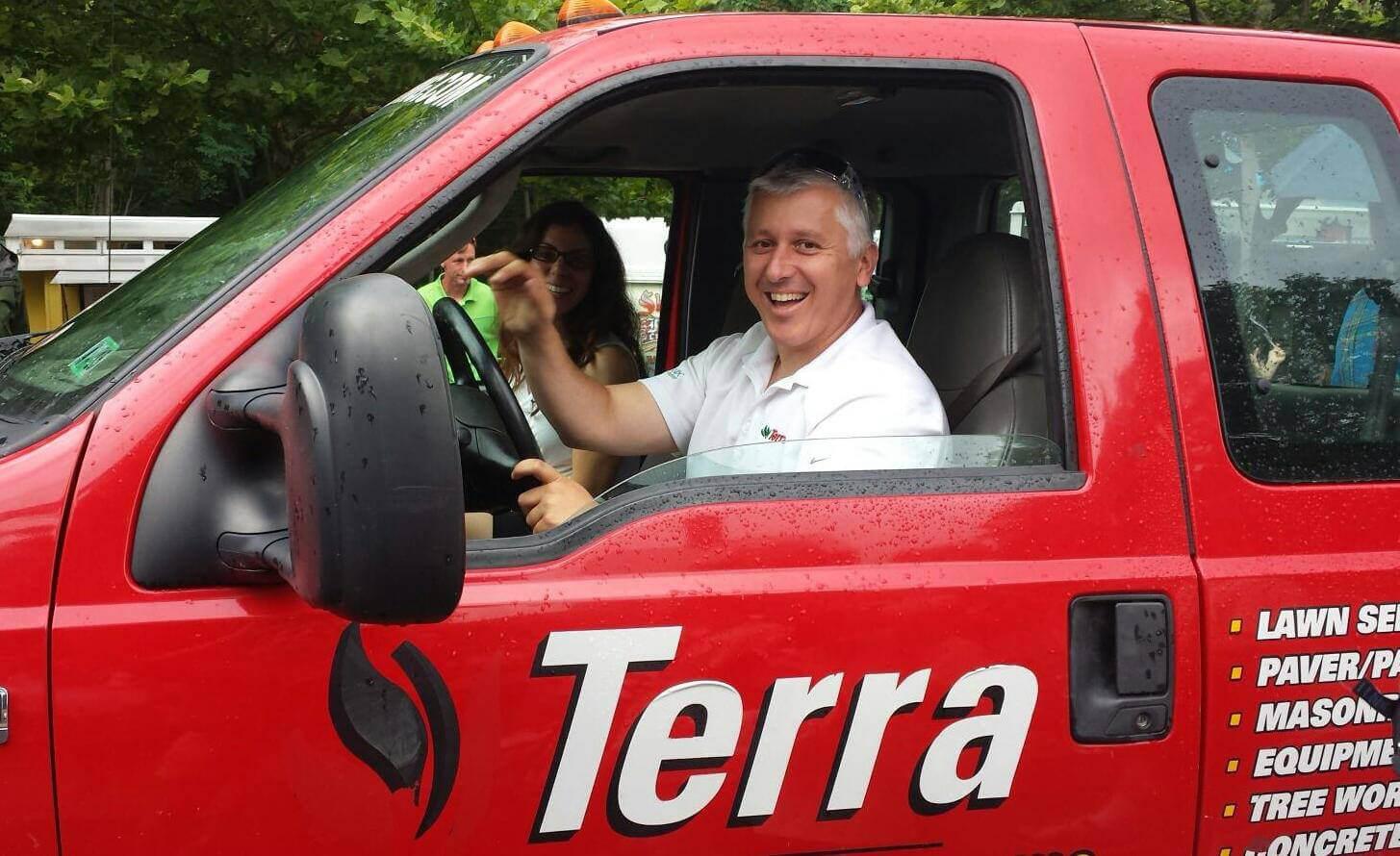 Fred Oskanian 1 Terra Lawn Care Specialists