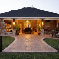 Patios & Outdoor Living Spaces - 1